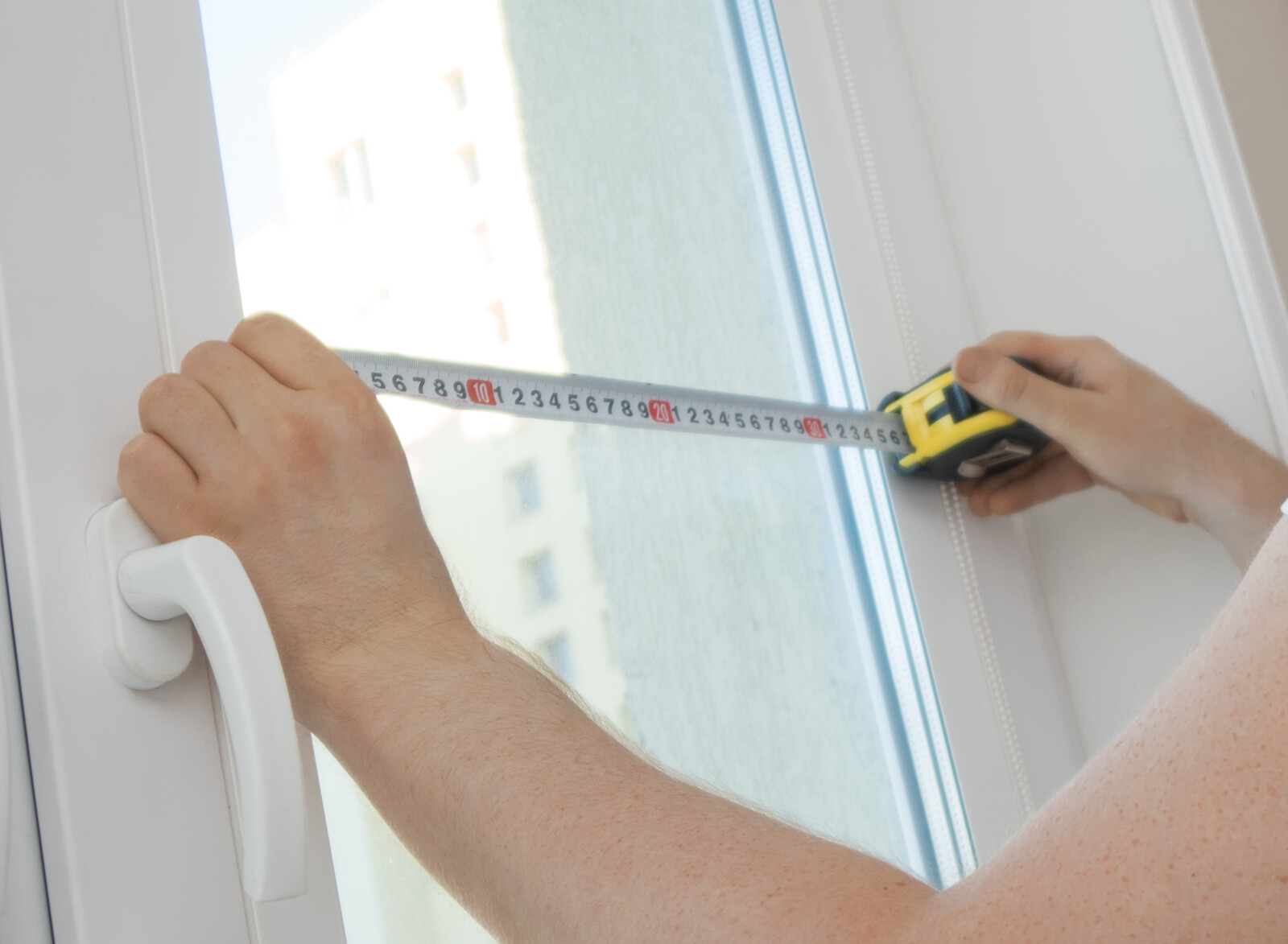 How To Measure For New Windows And Doors